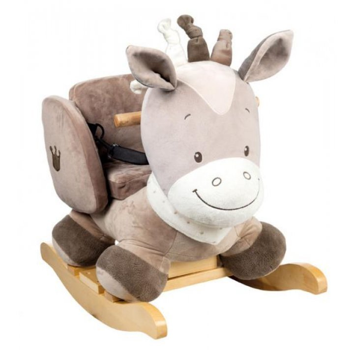Кресло-качалка Nattou Лошадка Ноа