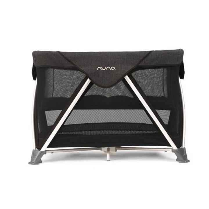 Манеж кроватка Nuna Sena Air Suited Серый