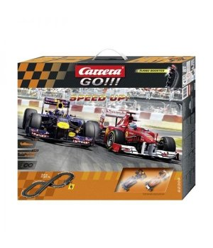 Гоночная трасса Carrera Go Speed Up 151 х 82 см, 3.6 м