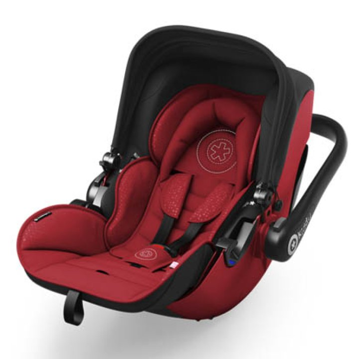 Автокресло Kiddy Evolution Pro 2 Ruby Red 2017