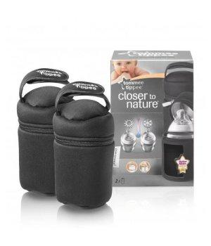 Термо-сумочка для бутылочек (2 шт.) Tommee Tippee