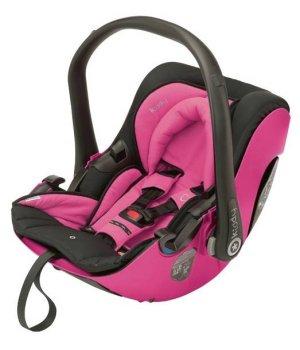 Автокресло Kiddy Evolution Pro 2 Pink