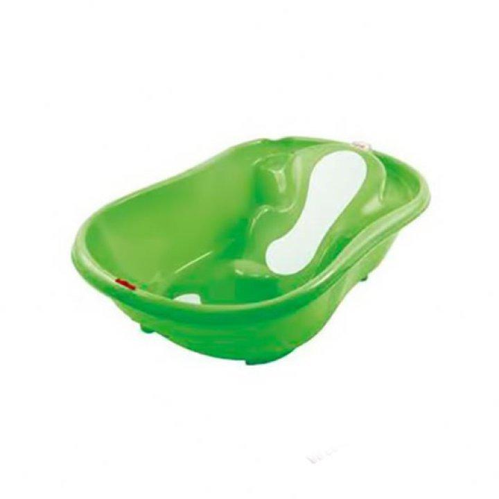 Ванночка для купания OK Baby Onda Evolution салатовый