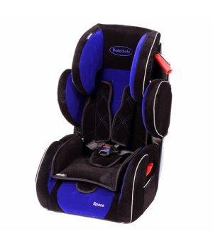 Автокресло Baby Safe Space Premium blue