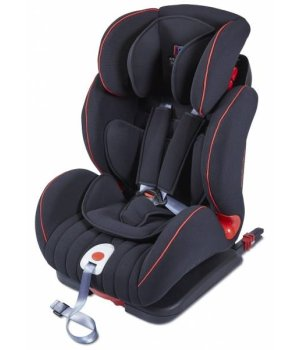 Автокресло Eternal Shield Honey Baby Isofix черный