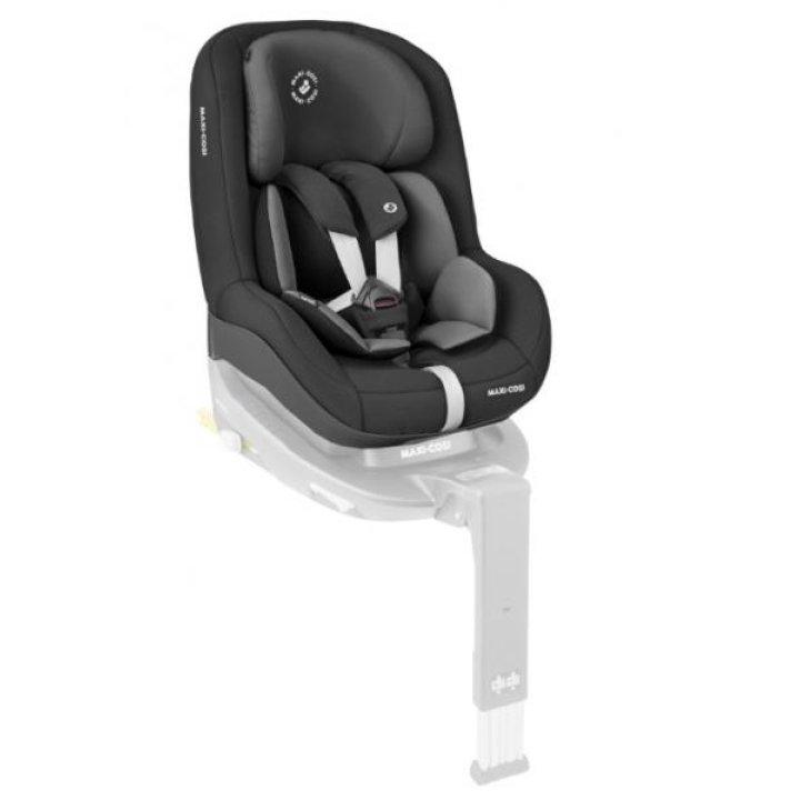 Автокресло Maxi-Cosi Pearl Pro2 i-Size Authentic Black