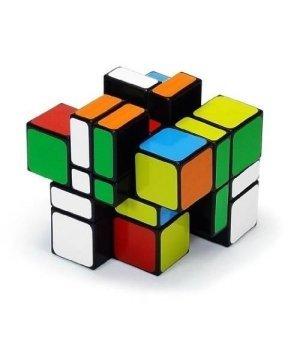 Игрушка-головоломка WitEden Кубик Camouflage 4х4х3 black