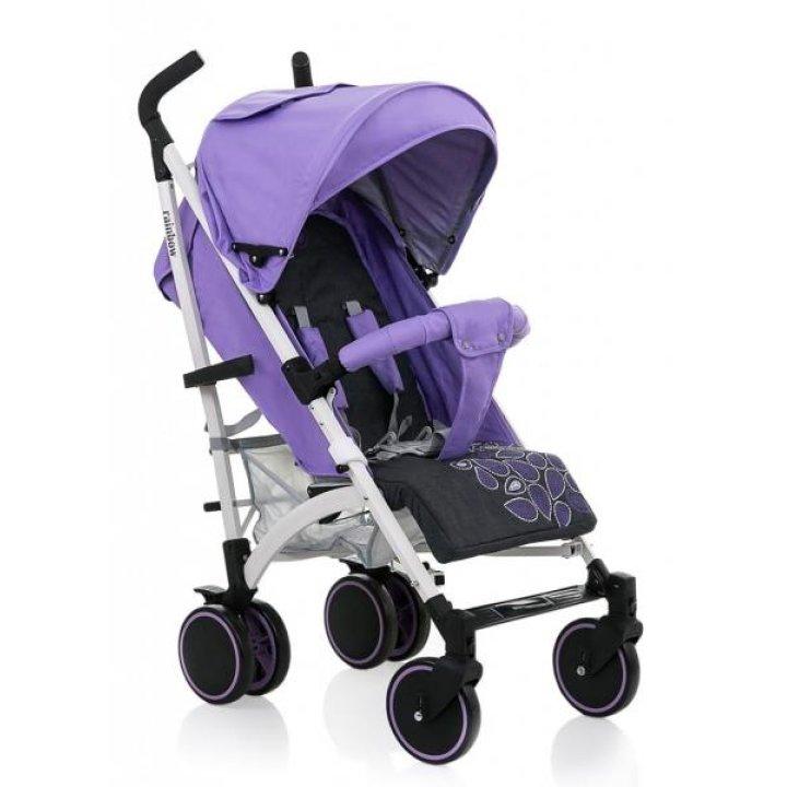 Прогулочная коляска трость Babyhit Rainbow (D200) Violet Grey