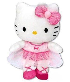 Мягкая игрушка Hello Kitty Балерина 70 см