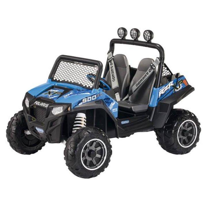 Электромобиль Peg Perego Polaris Ranger RZR900 Blu New IGOD 0084 2015