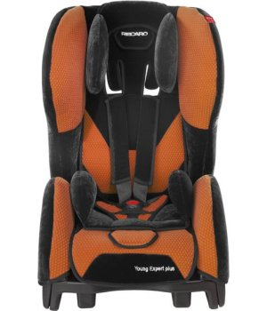 Автокресло RECARO Young Expert plus Microfibre Orange
