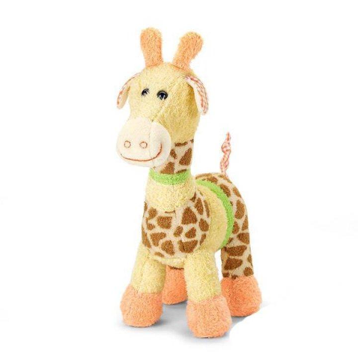 Мягкая игрушка-погремушка Sterntaler Жираф