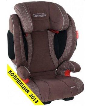 Автокресло STM Solar SeatFix Chocco