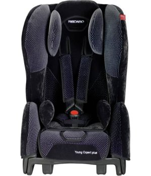 Автокресло RECARO Young Expert plus Microfibre black/aquavit
