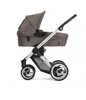 Классическая коляска Mutsy EVO Farmer Earth / Silver Brown