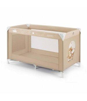 Манеж кроватка CAM SONNO 86 (бежевый)