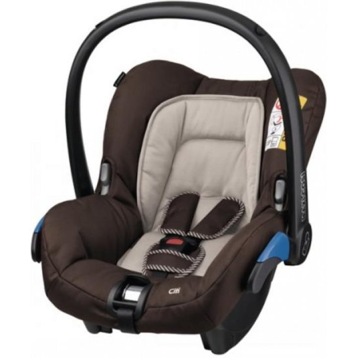 Автокресло Maxi Cosi Citi Earth Brown