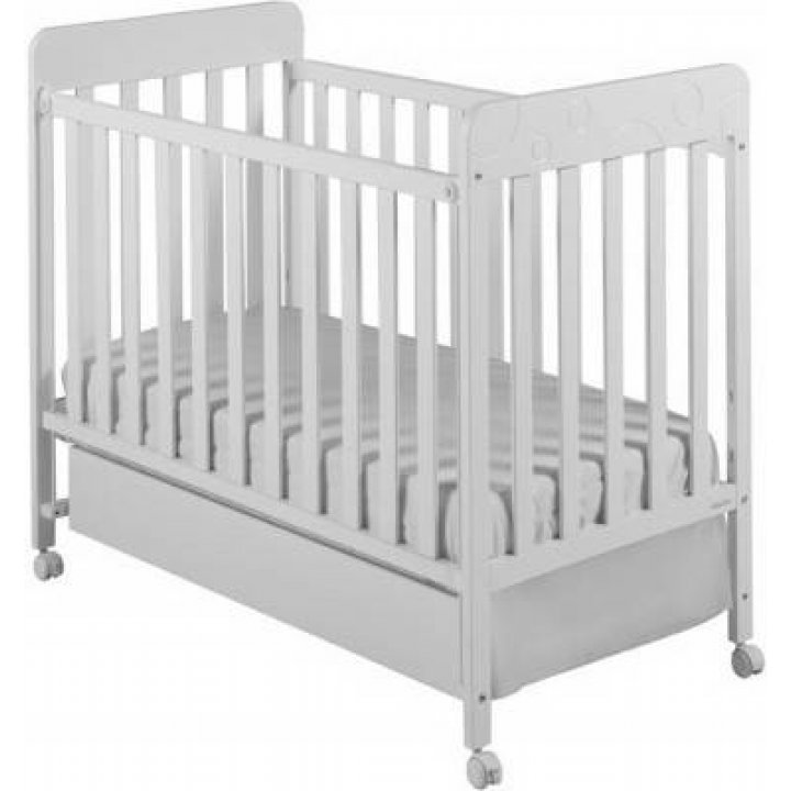 Детская кроватка Micuna Smail Белый