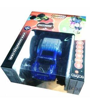Автомобиль на р/у SOOMO Darkster двусторонняя 40 MHz синяя