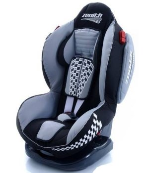 Автокресло Baby Point ZENITH RACE 05 (черный)