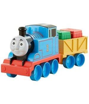 Игрушка развивающая Mattel серии My first Thomas & Friend, Большой паровоз