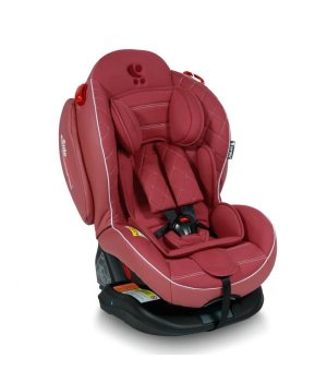 Автокресло Bertoni ARTHUR ISOFIX (0-25кг) Rose Leather