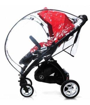 Дождевик для коляски Casualplay RAIN BALL Black
