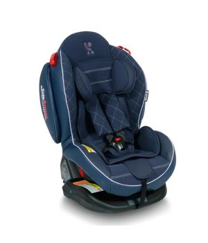 Автокресло Bertoni ARTHUR ISOFIX (0-25кг) Dark Blue Leather