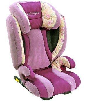Автокресло STM Ipai SeatFix FreeStyle Pink-Flower