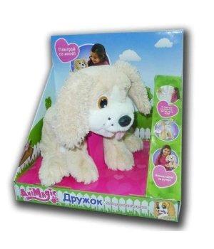 Интерактивная игрушка Дружок - мой радостный щенок AniMagic