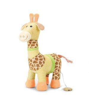 Мягкая музыкальная игрушка Sterntaler Жираф