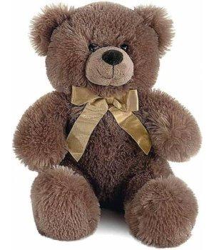 Мягкая игрушка Aurora Медведь коричневый (40 см)