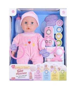 Кукла интерактивная Lotus Onda в розовом костюмчике с пультом (38 см)