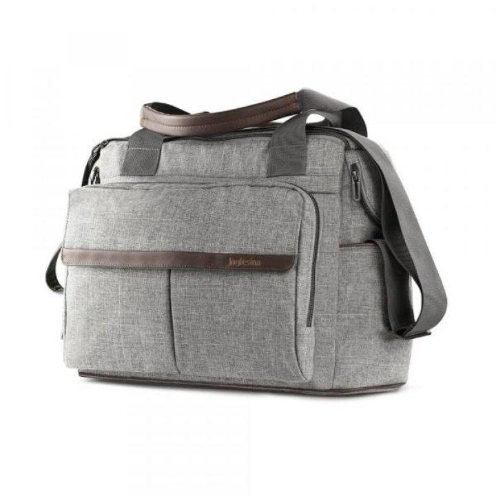 Сумка для коляски Inglesina Aptica Dual Bag Mineral grey (AX91K0MNG)