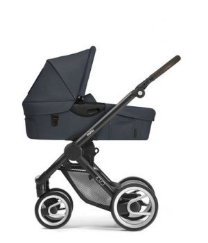 Классическая коляска Mutsy EVO Farmer Stonewash / Black Brown