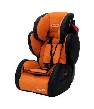 Автокресло Baby Safe Space VIP orange