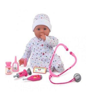 "Пупс Dolls World  Долли Доктор"" (46см) (5018621087398)"