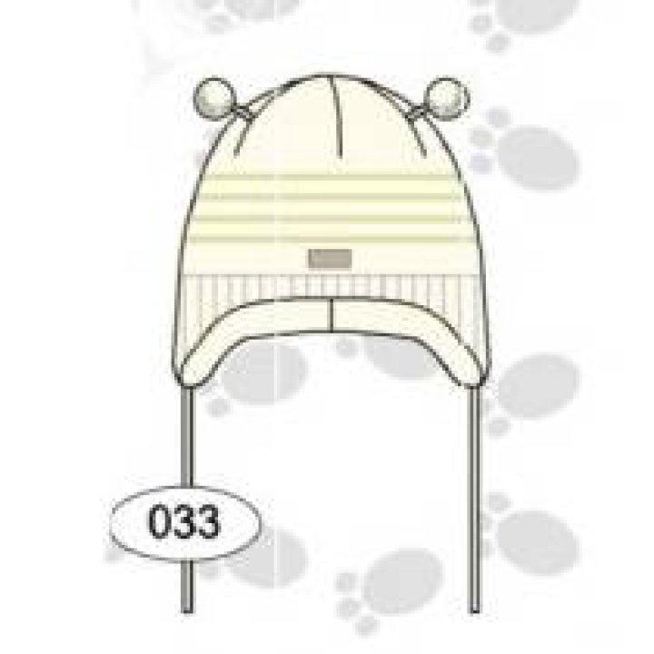 Детская шапочка LENNE BUG размер: 40