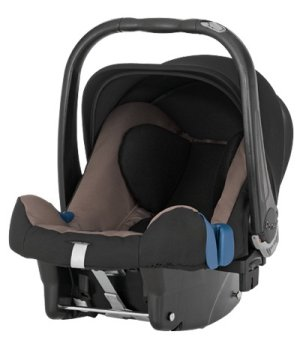 Автокресло ROMER BABY-SAFE plus II FOSSIL BROWN