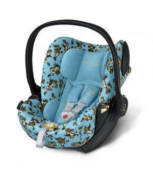Автокресло Cybex Cloud Q JS Cherub Blue blue