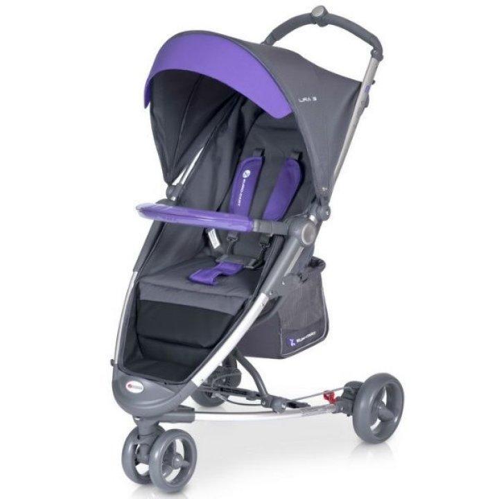 Прогулочная коляска Euro-Cart Lira 3 violet