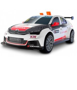 Машина Citroen C-Elysee WTCC 2015 (свет, звук) 26 см., Road Rippers, Toy State