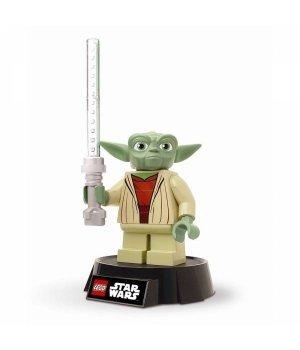 Настольная лампа IQ Lego, Star Wars Йода