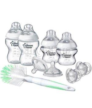 Набор бутылочек для новорожденных Tommee Tippee
