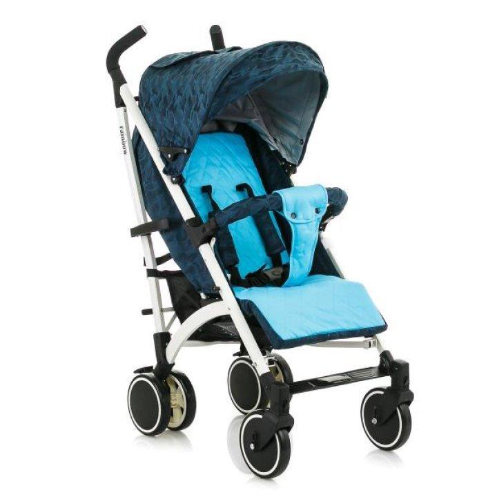 Прогулочная коляска трость Babyhit Rainbow (D200) Dark Blue