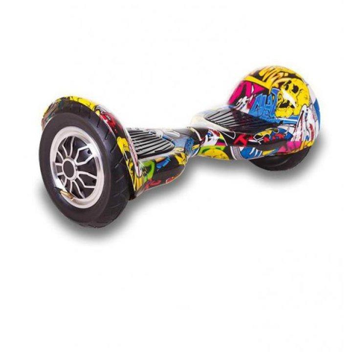 Гироскутер Smart Balance U8-10 Hip-Hop (графити)