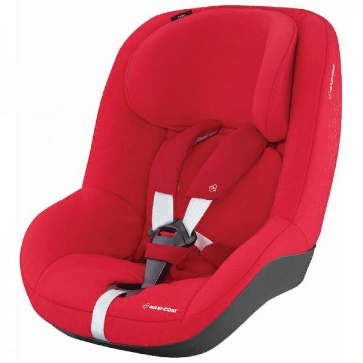 Автокресло Maxi Cosi Pearl Vivid Red 2018