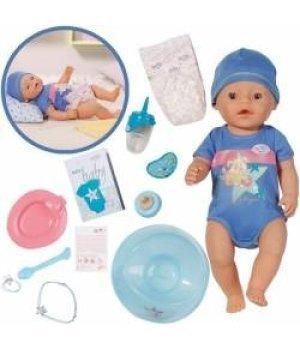 Кукла Zapf Baby Born Очаровательный малыш с чипом (43 см)