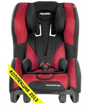Автокресло RECARO Young Expert plus Cherry