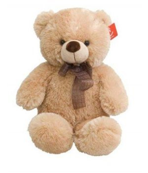 Aurora Мягкая игрушка Медведь (30 см) Бежевый